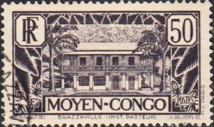 Middle Congo #76 Used