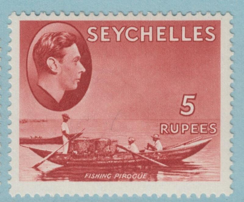 SEYCHELLES  148 MINT HINGED OG *  NO FAULTS VERY  FINE !