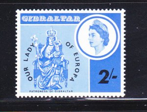 Gibraltar 182 Set MNH Our Lady Of Europa