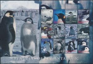 British Antarctic Territory stamp Penguins minisheet 2006 MNH WS211921