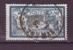 J11100 JL stamps 1900-29 france used 5fr liberty & peace