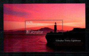 Gibraltar #1108  MNH  Scott $8.00   Souvenir Sheet