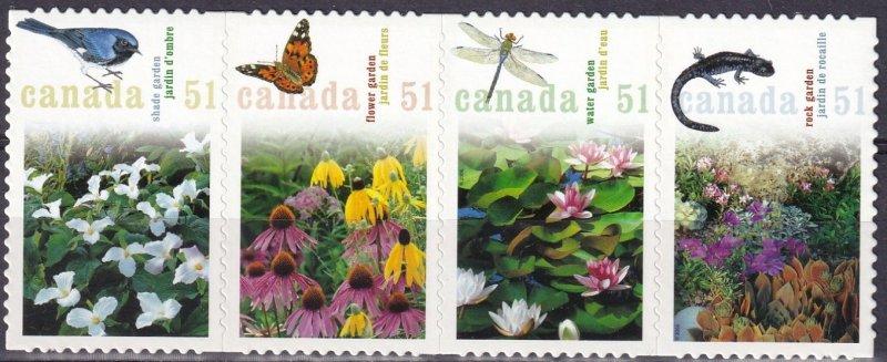 Canada #2145a-2145d  MNH CV $3.00 (Z3533)