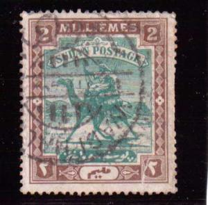 Sudan  Scott#  10  Used