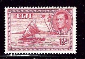 Fiji 119 MH 1938 issue    (ap2696)