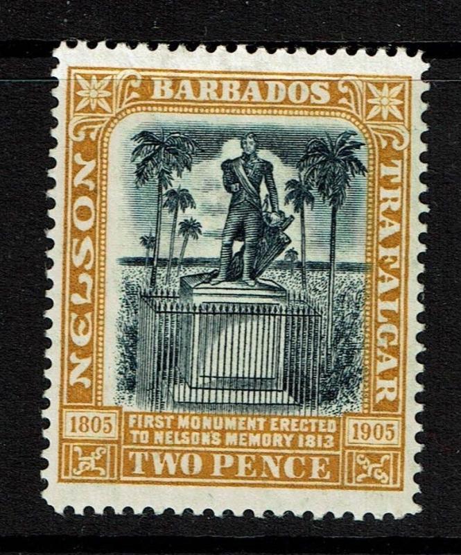 Barbados SG# 161, Mint Hinged - Lot 071017