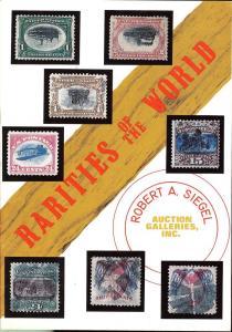 Rarities of the World , Robert A. Siegel Auction Gallerie...