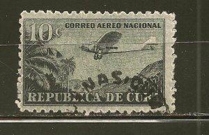 Cuba C13 Airmail Used