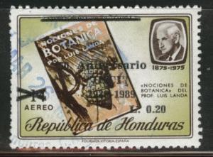 Honduras  Scott C794 Used airmail stamp