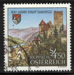 Austria Osterreich Scott 1508 Used  stamp