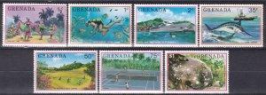 Grenada #700-06  MNH CV $11.40  (Z7856)