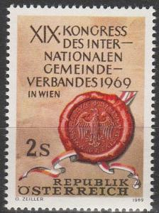 Austria #842  MNH  (S4572)
