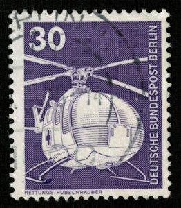 1975, Industry and Tecnic, Deutsche BundesPost BERLIN, 30 Pfg. (T-8190)