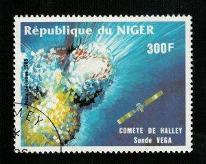 Space, COMETE De HALLEY, 300F (R-345)