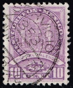 Mexico #712 Cross of Palenque; Used (3Stars)