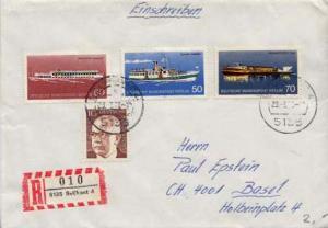 Germany, Ships