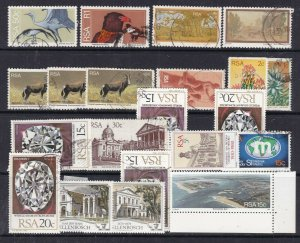 SOUTH AFRICA^^^^^^^Older  used collection  ( TOPICALS  ))  # dca723saa