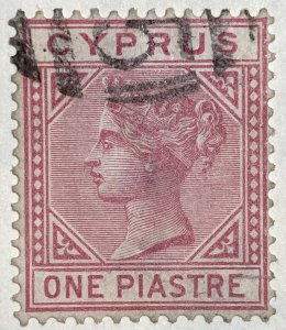 AlexStamps CYPRUS #12 VF Used