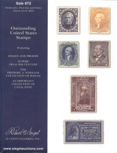 Outstanding United States Stamps: Featuring Essays and Pr...
