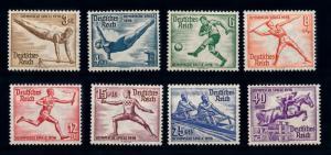 [70509] Germany Reich 1936 Olympic Summer Games Berlin Mi. 609-616 MNH OG
