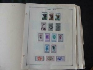 Ivory Coast 1959-1973 Mint Stamp Collection