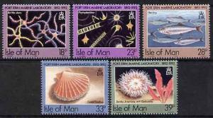 Isle of Man 1992 Centenary of Port Erin Marine Laboratory...