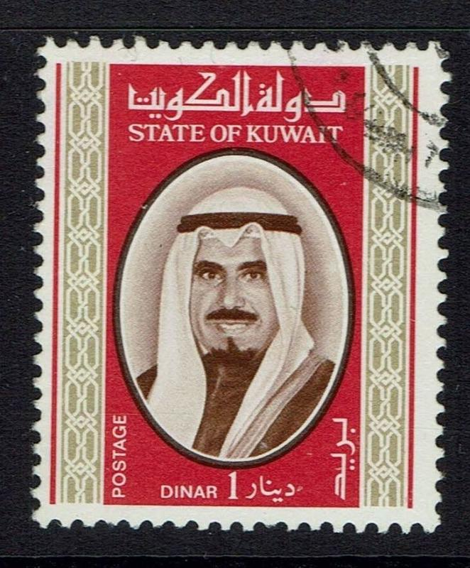 Kuwait SC# 762, Used - Lot 110616