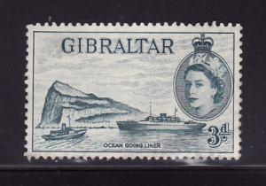 Gibraltar 137 MHR Queen Elizabeth II, Ships