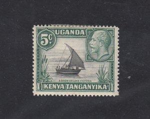 Kenya, Uganda & Tanganyika Scott #47 MH