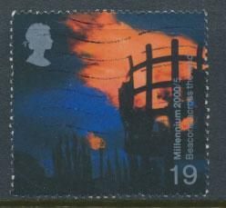 Great Britain SG 2129  Used    - Fire and Light