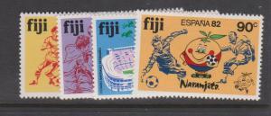 Fiji Sc#466-469 MLH