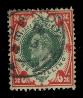 Great Britain #138a Used F-VF Cat$70