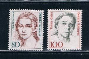 Germany 1483-84 MNH Portraits (G0040)