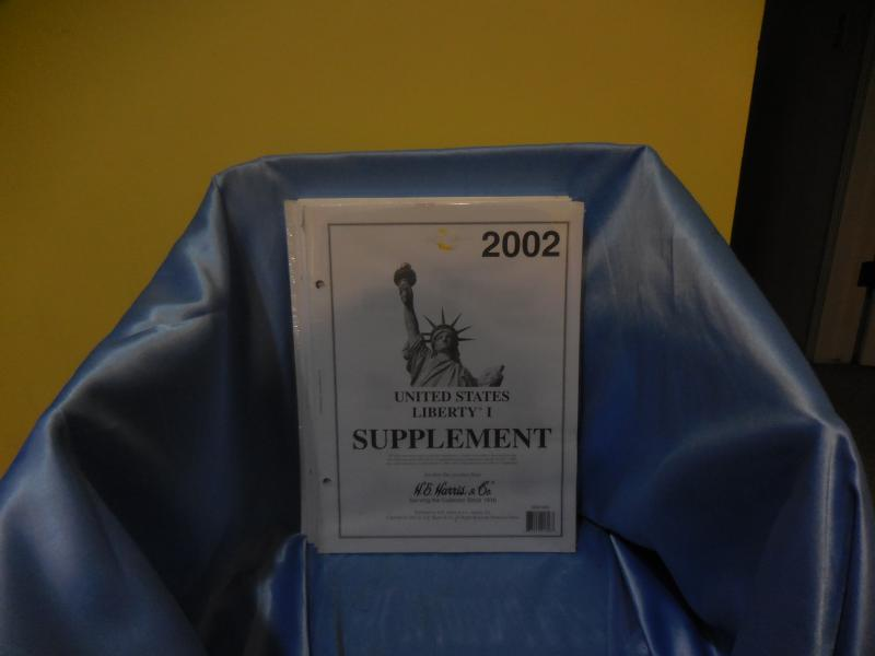 Harris Liberty one 2002 pages new