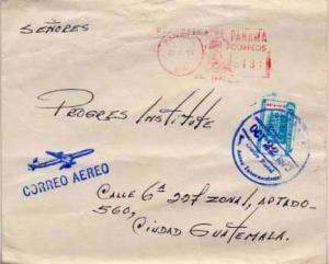 Panama, Meters, Airmail