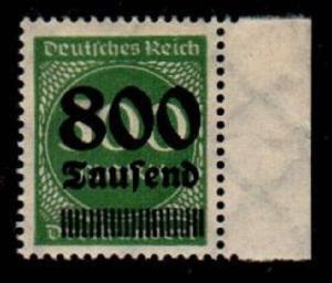 Germany Scott 264a Mint NH VF (Catalog Value $95.00)