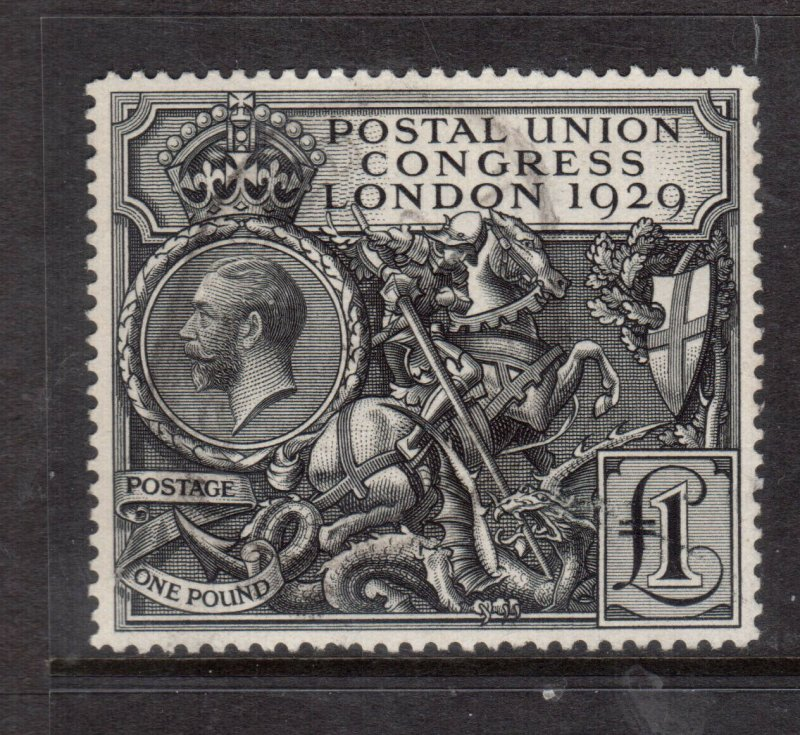 Great Britain #209 Extra Fine Used