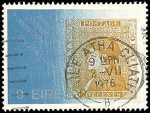 Ireland  - 391 - Used - SCV-0.40