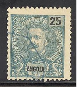 Angola 44 used (RS*)