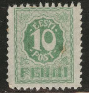 Estonia Scott 28 MNG  from 1919-1920 set