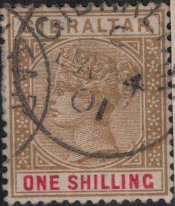 Gibraltar 186 SC 20 Used SCV $250
