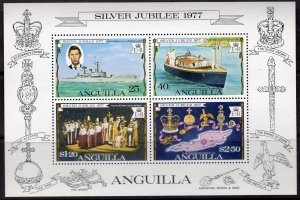 Anguilla (1977) #274a and 300a MNH