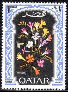 Qatar, Sc 214, MNH, 1970, Flowers, (AA02014)