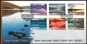 New Zealand First Day Cover [7796]