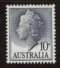 Australia Scott 299 MH* QE2