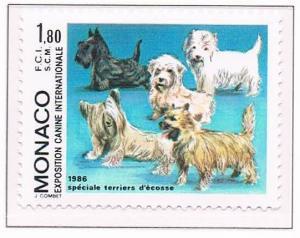 Monaco VF-NH #1539
