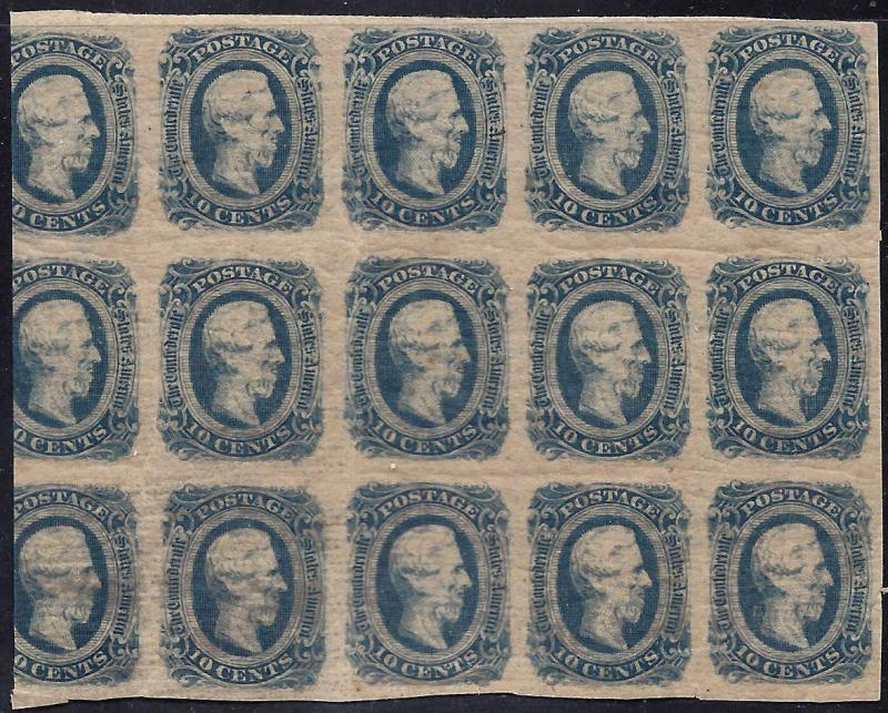CSA 12 Mint,OG,NH... Block of 12+... SCV $316.00+ for Never Hinged premium