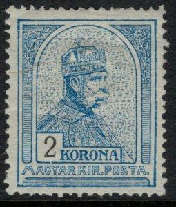 Hungary #82*  CV $90.00