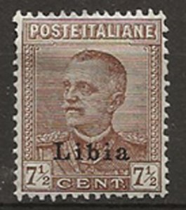 Libya 62 m