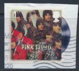 Great Britain SG 3849 Used  Pink Floyd    SC# 3515
